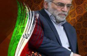 پیام تسلیت مدیرکل تعزیرات حکومتی استان به مناسبت شهادت دانشمند برجسته کشور شهید محسن فخری زاده
