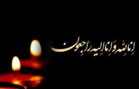 پیام تسلیت رئیس آموزش وپرورش عشایراستان در پی درگذشت پیشکسوت فرهنگی سیداحمدخنیابی